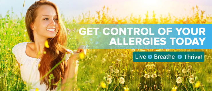 Get Control Of Your Allergy Today