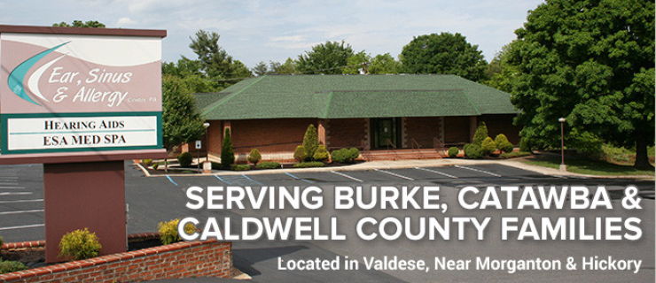 Serving Burke, Catawba & Caldwell County Families