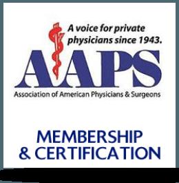 AAPS side logo