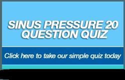 Sinus Pressure 20 Question Quiz